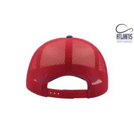 Rapper White-Red-Royal