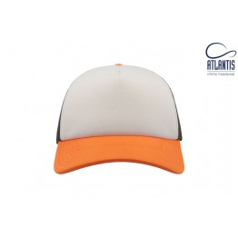 Rapper White-Olive-Orange